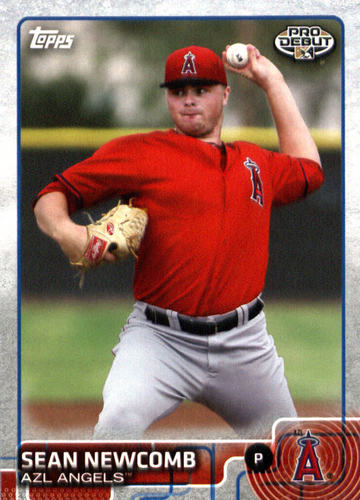Photo of 2015 Topps Pro Debut #171 Sean Newcomb