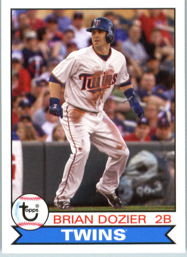 Photo of 2016 Topps Archives #149 Brian Dozier