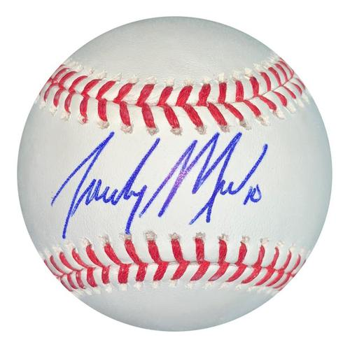 Photo of Jordy Mercer Autographed Baseball