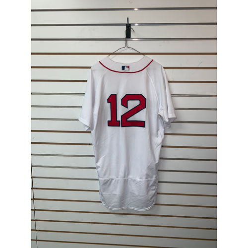 Photo of Brock Holt Team Issued 2016 Home Jersey