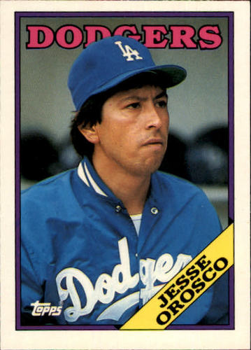 Photo of 1988 Topps Traded #77T Jesse Orosco