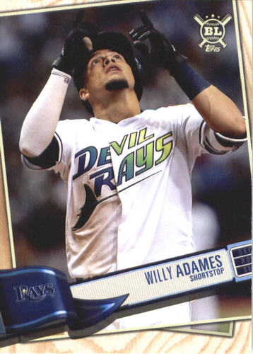 Photo of 2019 Topps Big League #147 Willy Adames