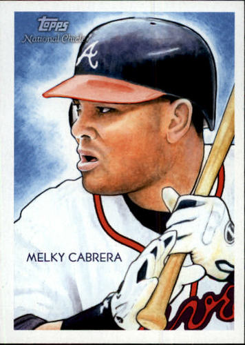 Photo of 2010 Topps National Chicle #126 Melky Cabrera