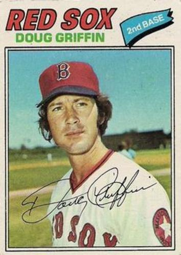Photo of 1977 Topps #191 Doug Griffin