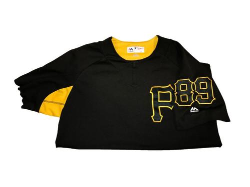 #89 Team-Issued Batting Practice Jersey