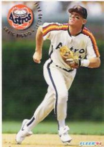 Photo of 1994 Fleer #485 Craig Biggio