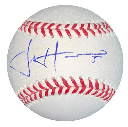 Photo of Josh Harrison Autographed Baseball