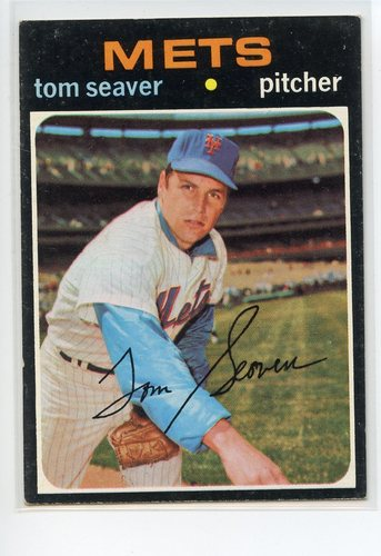 Photo of 1971 Topps #160 Tom Seaver