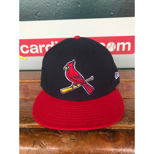 Photo of Cardinals Authentics: Game Worn Matt Adams Sunday Alternate Cap