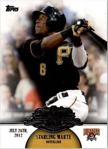 Photo of 2013 Topps Making Their Mark #MM33 Starling Marte