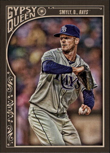 Photo of 2015 Topps Gypsy Queen #129 Drew Smyly