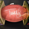 PCC  - Terrell Owens Signed Authentic Football w/ HOF 18 Inscription