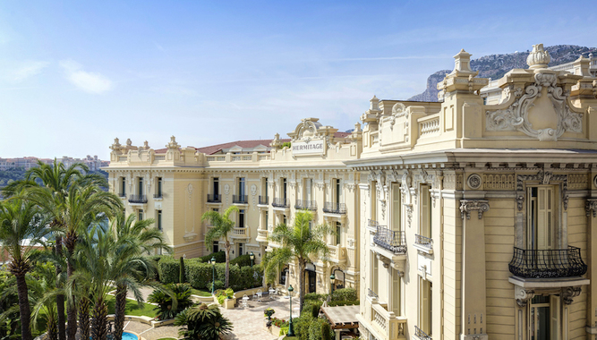 3-NIGHT STAY AT HÔTEL HERMITAGE IN MONTE-CARLO
