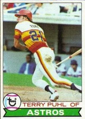 Photo of 1979 Topps #617 Terry Puhl