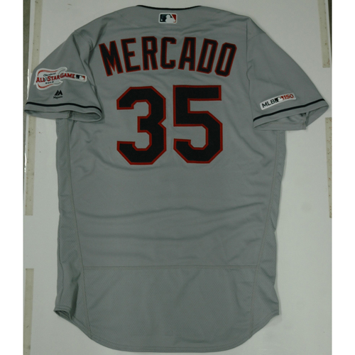 Photo of Oscar Mercado 2019 Team Issued Road Jersey