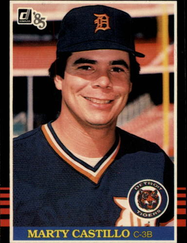 Photo of 1985 Donruss #394 Marty Castillo