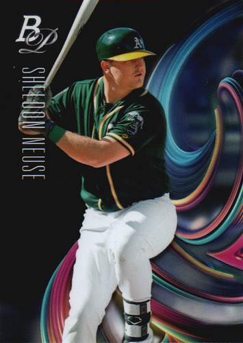 Photo of 2018 Bowman Platinum Top Prospects #TOP79 Sheldon Neuse