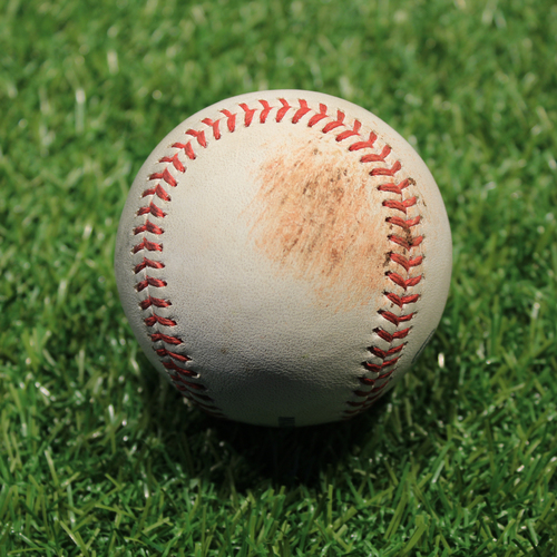Photo of Game-Used Baseball: Daniel Lynch 21st Career Strikeout (Aaron Judge) (NYY@KC 8/10/21)