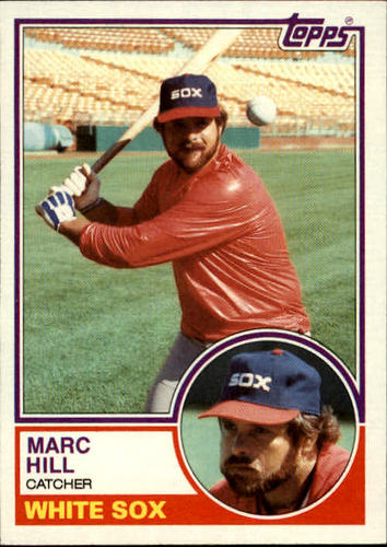 Photo of 1983 Topps #124 Marc Hill
