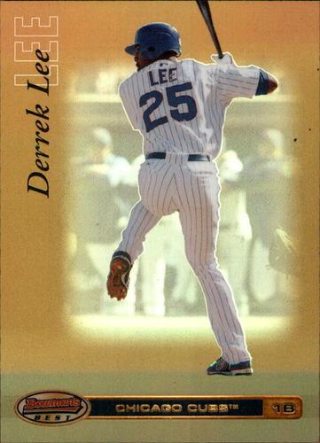 Photo of 2007 Bowman's Best Gold #18 Derrek Lee