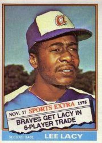 Photo of 1976 Topps Traded #99T Lee Lacy