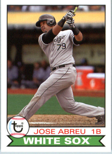 Photo of 2016 Topps Archives #157 Jose Abreu
