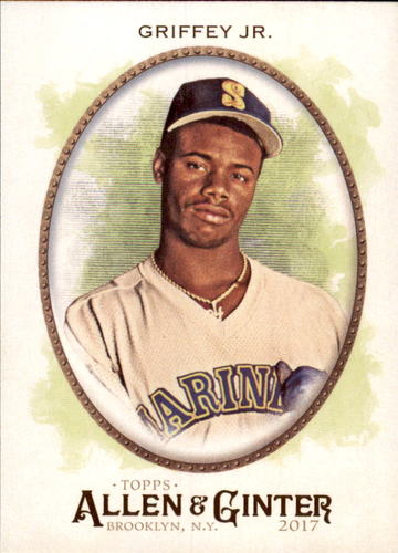 Photo of 2017 Topps Allen and Ginter #24 Ken Griffey Jr.