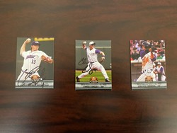 Photo of 2013 Dash all stars autographed cards