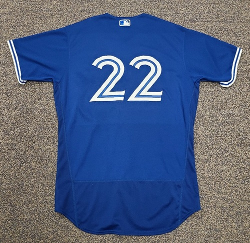 Photo of Authenticated Team Issued 2020 Spring Training Jersey: #22 Chase Anderson. Size 46