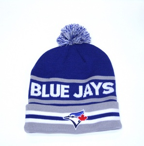 Toronto Blue Jays Knit Pom Pom Toque by Nike