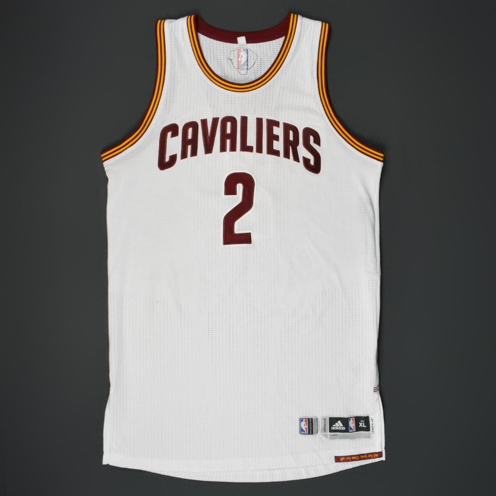 half off 768be 13169 Kyrie Irving - Cleveland Cavaliers - 2016 NBA Finals - Game ...