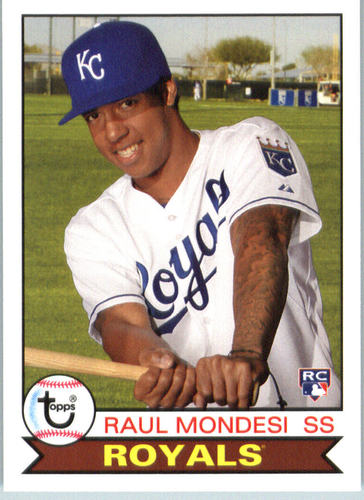 Photo of 2016 Topps Archives #159 Raul Mondesi RC