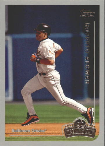 Photo of 1999 Topps Opening Day #140 Roberto Alomar