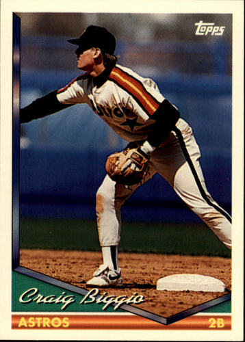 Photo of 1994 Topps #305 Craig Biggio