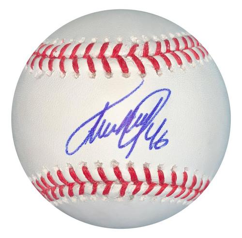 Photo of Ivan Nova Autographed Baseball