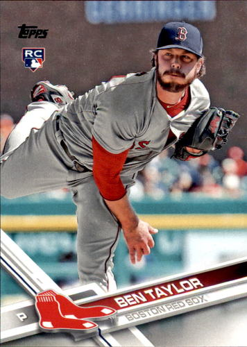 Photo of 2017 Topps Update #US295 Ben Taylor RC