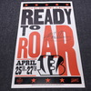 NFL - Bengals  Bengals Jonah Williams  Signed Limited Edition Original Hatch Show Print 2019 NFL Draft Poster 14
