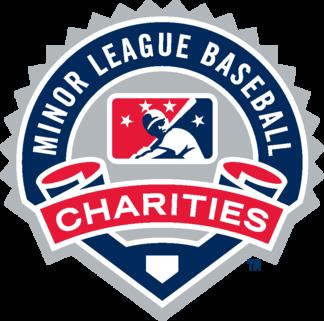 MiLB Charities logo