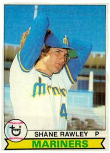 Photo of 1979 Topps #74 Shane Rawley RC