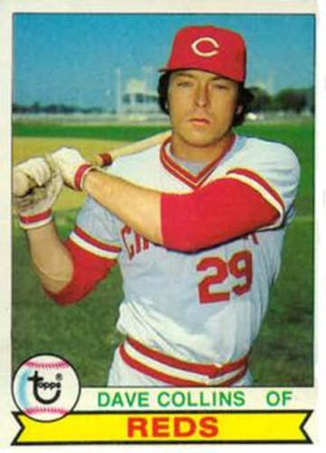 Photo of 1979 Topps #622 Dave Collins