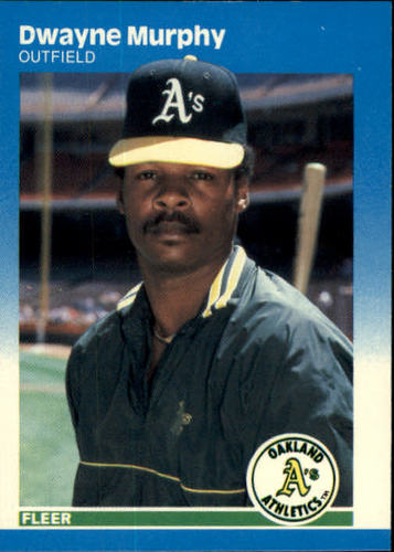 Photo of 1987 Fleer #400 Dwayne Murphy
