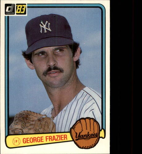 Photo of 1983 Donruss #535 George Frazier