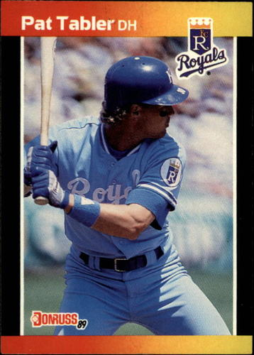 Photo of 1989 Donruss #326 Pat Tabler