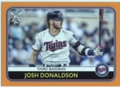Photo of 2020 Topps Big League Orange #167 Josh Donaldson