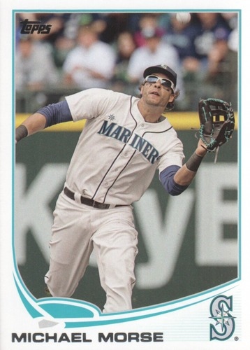 Photo of 2013 Topps Update #US103 Michael Morse
