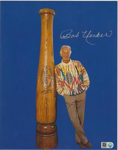 Photo of Bob Uecker Autographed 8x10