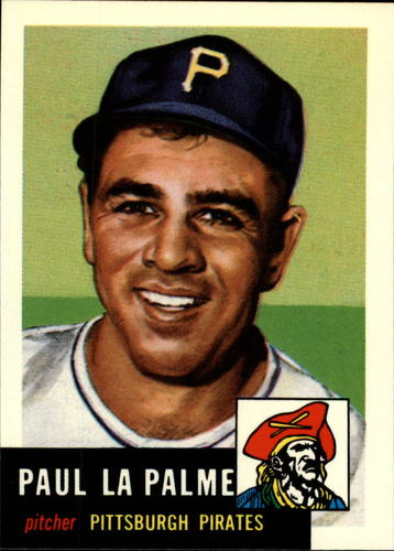 Photo of 1991 Topps Archives 1953 #201 Paul LaPalme
