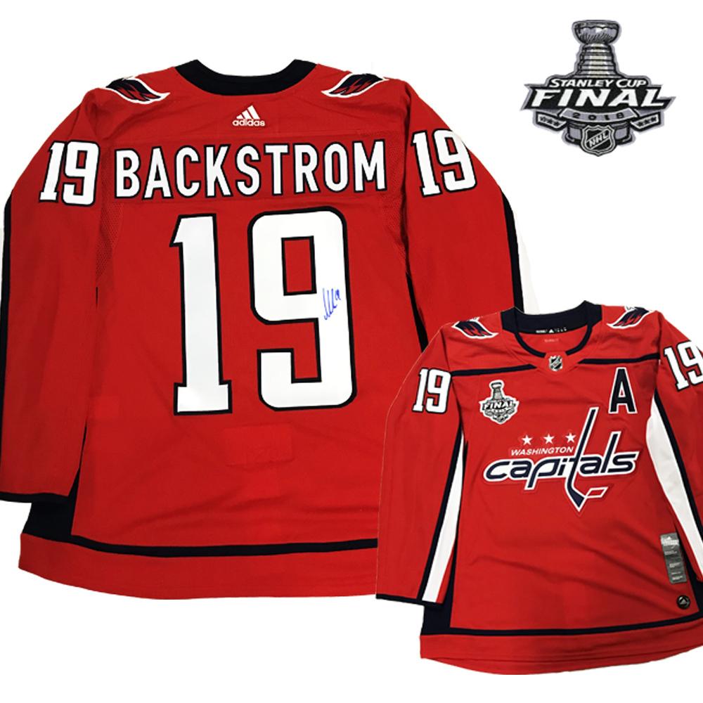 backstrom jersey