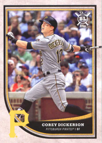 Photo of 2018 Topps Big League #11 Corey Dickerson