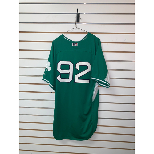 Photo of #92 Team Issued St Patrick's Day Jersey